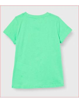 Camiseta Name It 13182404 verde para niña