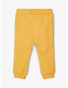 Pantalón Name It 13181257 amarillo para niño