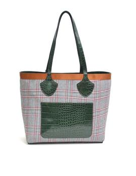 Bolso MARTINA KLEIN Mujer Verde Reversible 17A591