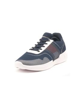 Deportivo TOMMY Hombre Textil Marino FM02028