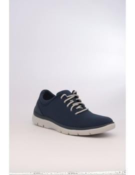 Deportivo CLARKS Hombre Textil Marino TUNSIL ACE