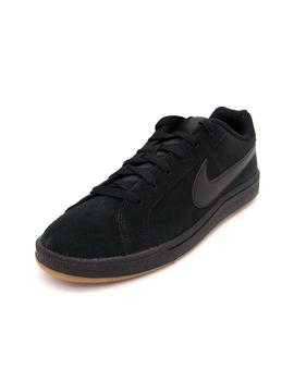 Deportivo NIKE Hombre  Negro Court Royale 819802