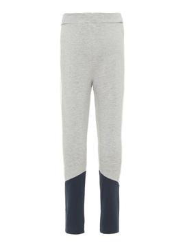 Pantalón Sport NAME IT Unisex Gris 13171329
