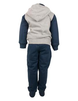 Chandal Zippy Niño ZB84301 Gris